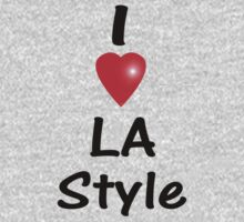 Dance - I Love LA Style Salsa by deanworld