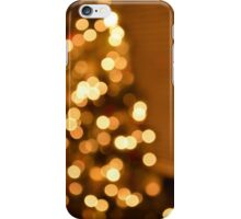 Christmas Lights iPhone Case/Skin