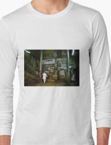 A Lobby in Mumbai Long Sleeve T-Shirt