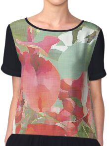 Orchid Tree of Uruguay # redbubble Chiffon Top