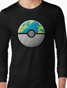 Earth ball Long Sleeve T-Shirt