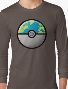 Earth ball Long Sleeve T-Shirt