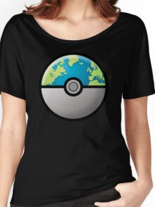 Earth ball Women's Relaxed Fit T-Shirt