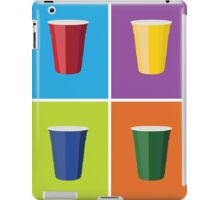 Solo Cup Pop Art iPad Case/Skin