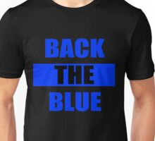 Back the Blue Unisex T-Shirt