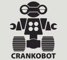CRANKOBOT (black) by jodalry