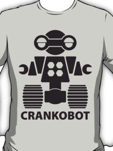 CRANKOBOT (black) T-Shirt