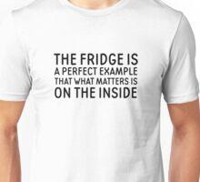 Food Humor Funny Quote Random Unisex T-Shirt