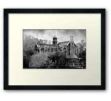 Haunted Mansion Part 2 Framed Print