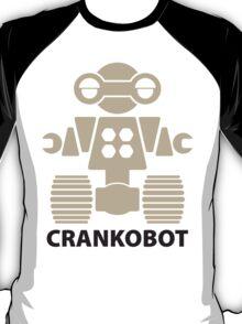 CRANKOBOT (tan) T-Shirt