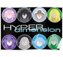 Dimension Jump - Hyper Poster
