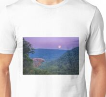 Whitaker Point in the Ozark Mountains, Arkansas. Unisex T-Shirt