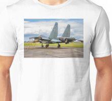 """Sukhoi Su-30MKI """"Flanker-F"""" SB309 Unisex T-Shirt"""