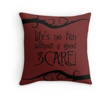 This Our Town of Halloween Throw Pillow