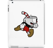 Cuphead Run iPad Case/Skin