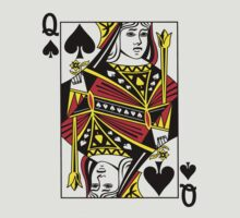 Queen of Spades by urbanphotos