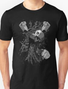 Pit Fighter Skull Chain MMA Mixed Martial Art  Unisex T-Shirt