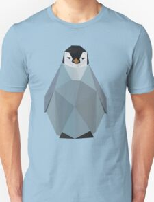Cute Polygon Baby Penguin Unisex T-Shirt