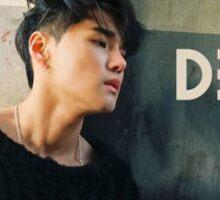 dean kpop Sticker
