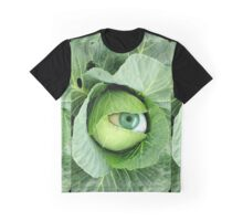 Eye of the cabbage Graphic T-Shirt