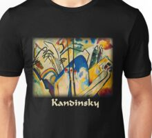 Kandinsky - Composition No. 4 Unisex T-Shirt