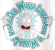 rick Wubba Poster