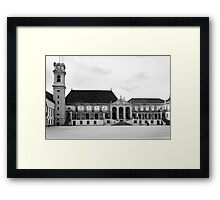 University of Coimbra  Framed Print