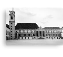 University of Coimbra  Metal Print