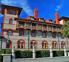 Flagler College by Michiale