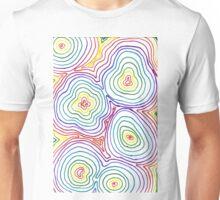 Rainbow Pattern Unisex T-Shirt