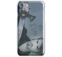 Swan Song iPhone Case/Skin