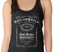 Outlaw Queen Whiskey Women's Tank Top