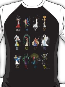 The Zodiaque Series T-Shirt