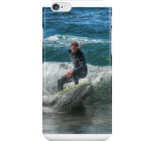 Surfer iPhone Case/Skin