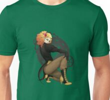Steampunk Pirate Pinup Poster Unisex T-Shirt