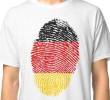 Bundesrepublik Deutschland (Fingerprint) Classic T-Shirt
