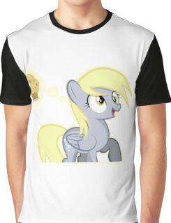 Derpy Hooves  Graphic T-Shirt