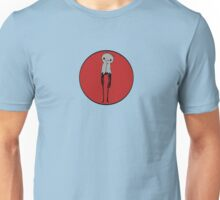Tall spooky guy Unisex T-Shirt