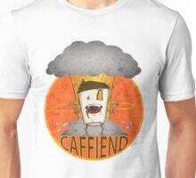 Caffiend Unisex T-Shirt