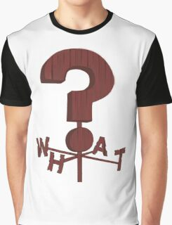 Gravity Falls Weathervane - Solo Graphic T-Shirt