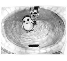 Adipose in the Sink Poster