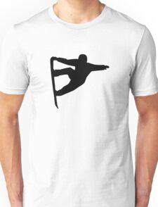 Snowboard freestyle Unisex T-Shirt