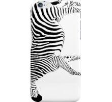 Zebra SW 1A iPhone Case/Skin