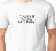 greys anatomy Unisex T-Shirt