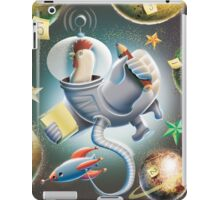 Zelda counting planets iPad Case/Skin