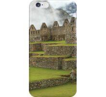Machu Picchu, Peru iPhone Case/Skin