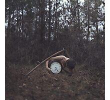 Killing Time Photographic Print