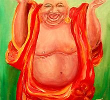 The Laughing Buddha by nuancen