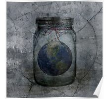 Earth in a Jar Poster