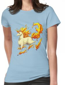 The Last Rapidash Womens Fitted T-Shirt